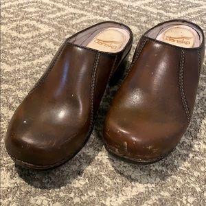 Dansko clogs, size 7